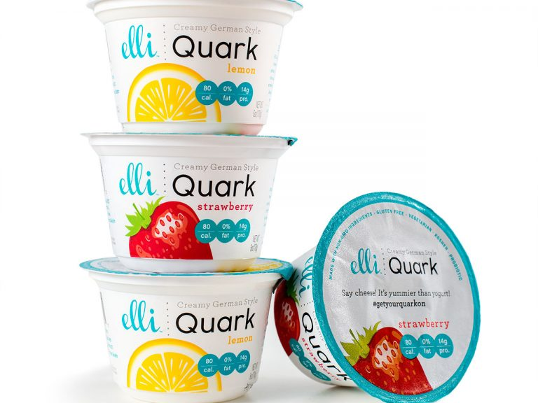 Elli Quark in Irvine Offers a Healthier Yogurt Option