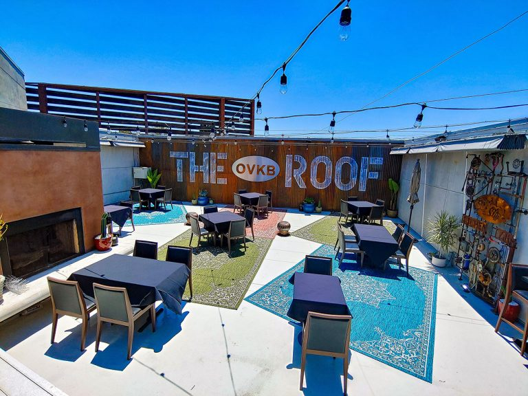O.C. Restaurants Get Creative with Outdoor Dining Areas