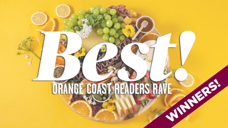 Orange Coast Best Of 2020 Readers Rave Winners