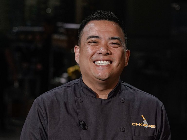 "Chef Paul Cao of Burnt Crumbs Will Compete on Food Network's ""Chopped"""