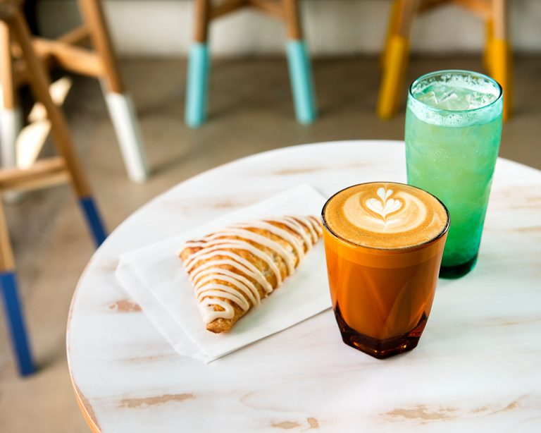 10 of Our Favorite New Coffee Spots in Orange County