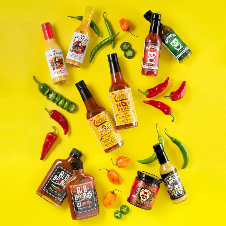 5 Local Hot Sauces To Try