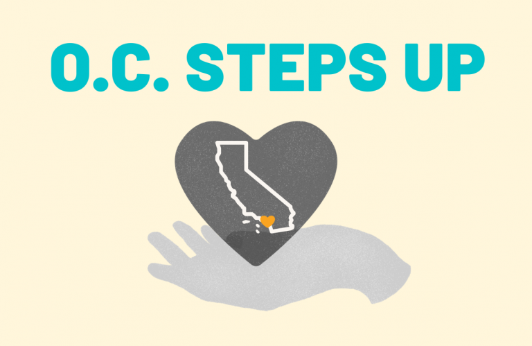 O.C. Steps Up: Showing Support for Wildfire Evacuees and First Responders
