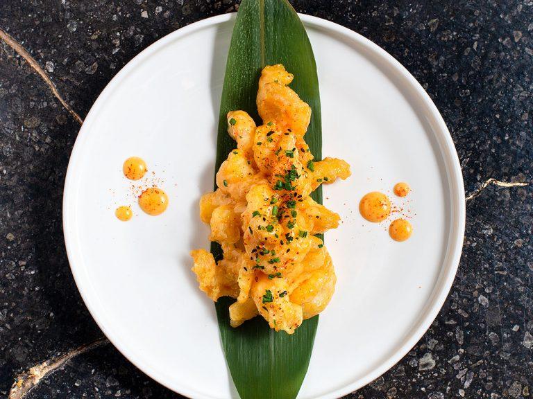 All About the Shrimp Tempura Dish From Nova Kitchen & Bar in Garden Grove