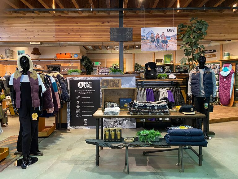 The Camp's SEED People's Market Hosts Pop-Up for French Brand Picture Organic Clothing