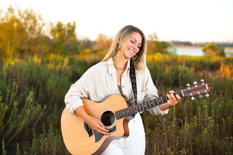 Q&A With Huntington Beach High School Alumna and Singer-Songwriter Olivia Ooms