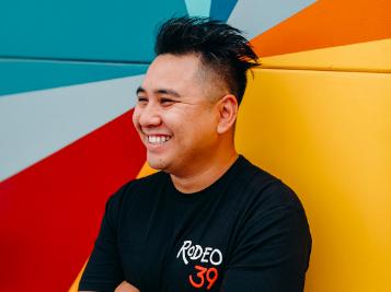 Creative Director of Rodeo 39 Public Market Shares Big Ideas