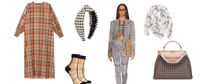 Mad for Plaid: Six Plaid Pieces From O.C. Shops