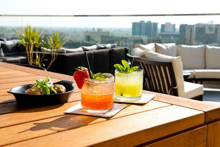 4 Hotel Rooftop Bars and Lounges To Visit in O.C.