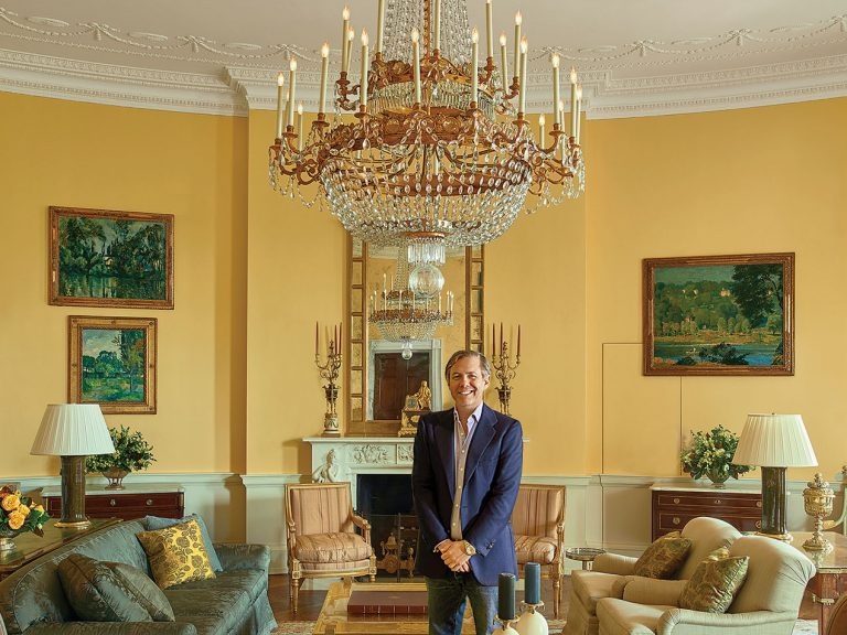 Interior Designer and Newport Harbor High Alum on His Renovation of the Obama White House