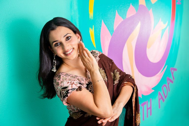 Founder of Adaa Dance Academy in Tustin Brings Love of Bollywood to O.C.