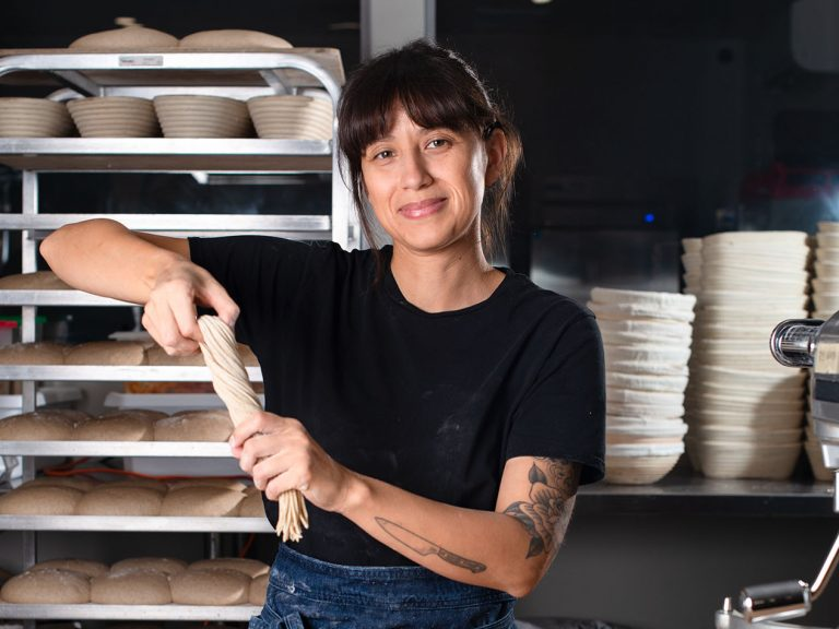 Handmade Noodles by Sara Lezama, Owner of Rye Goods in Newport Beach [Photo Essay]