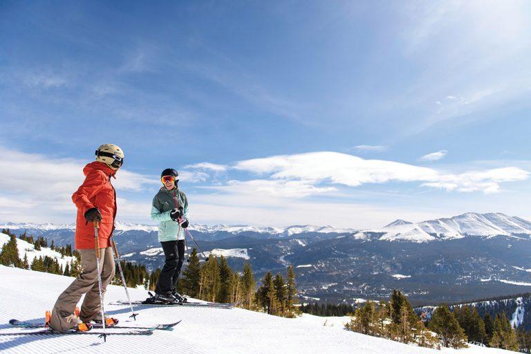Perfect Getaway: Breckenridge, Colorado, Home of the Highest Ski Resort in North America