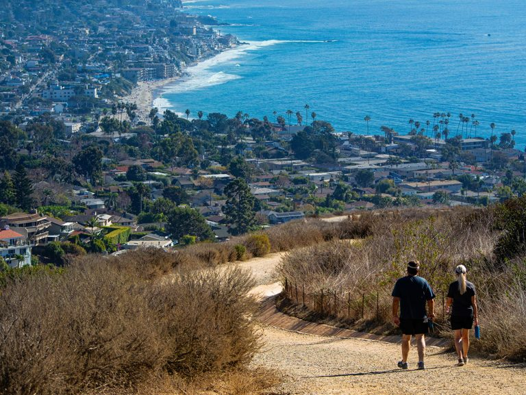 O.C. Hike With a View: Dartmoor Trail in Laguna Beach