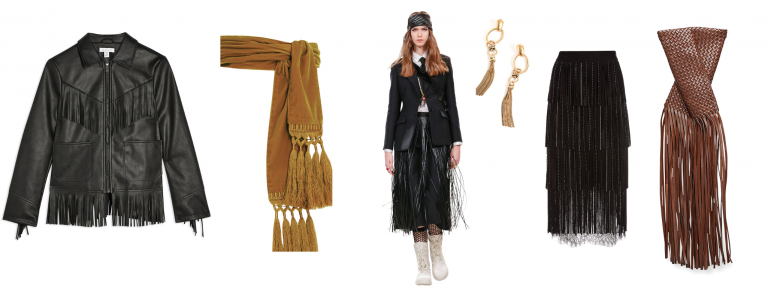 Add Flair to Any Outfit With These 6 O.C. Fringe Pieces