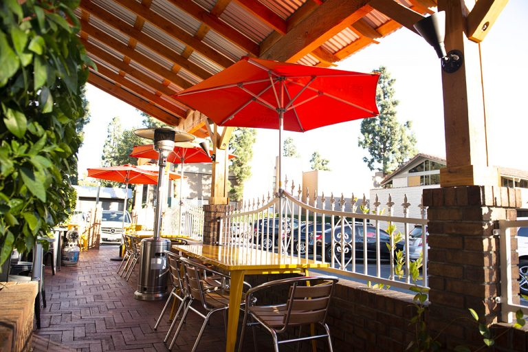 Outdoor Dining Resumes; O.C. Moves To Purple Tier