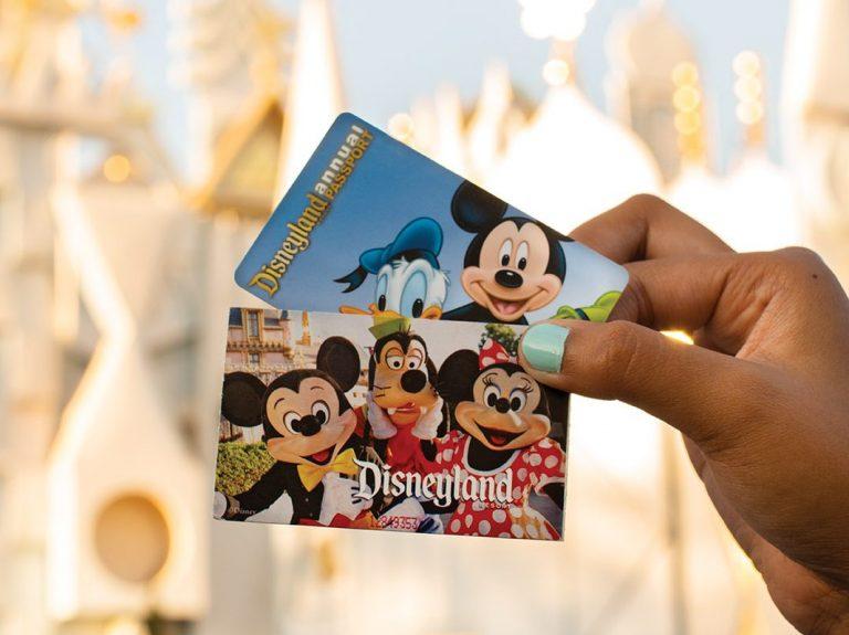 Disneyland Ends Current Annual Passport Program