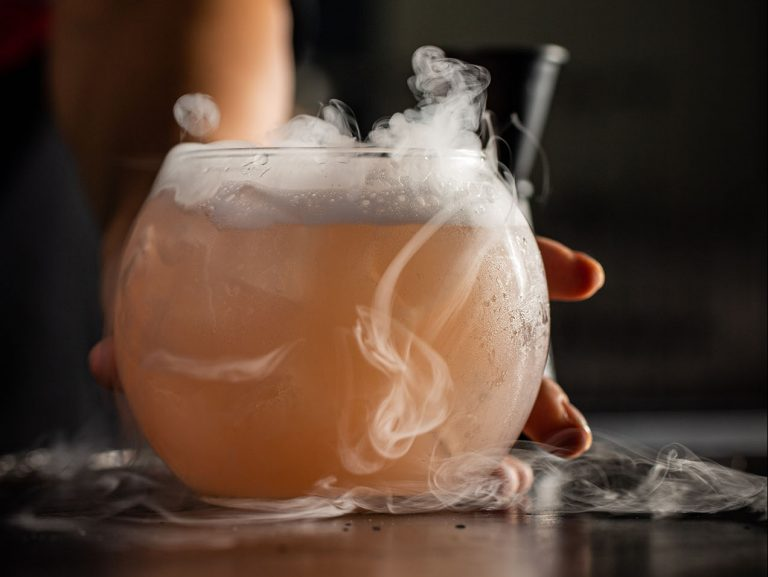 O.C. Sips and Bites: The Saigon Lychee Cocktail from Chato's Bar and Grill in Santa Ana