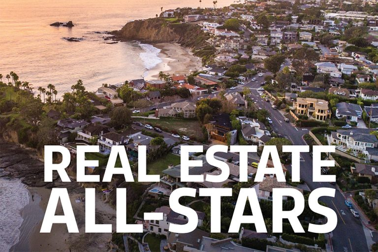 Orange Coast's Real Estate All-Stars of 2020