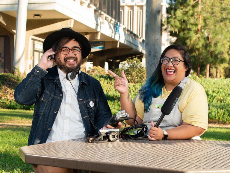 "UC Irvine Alums Host ""This Filipino American Life"" Podcast"