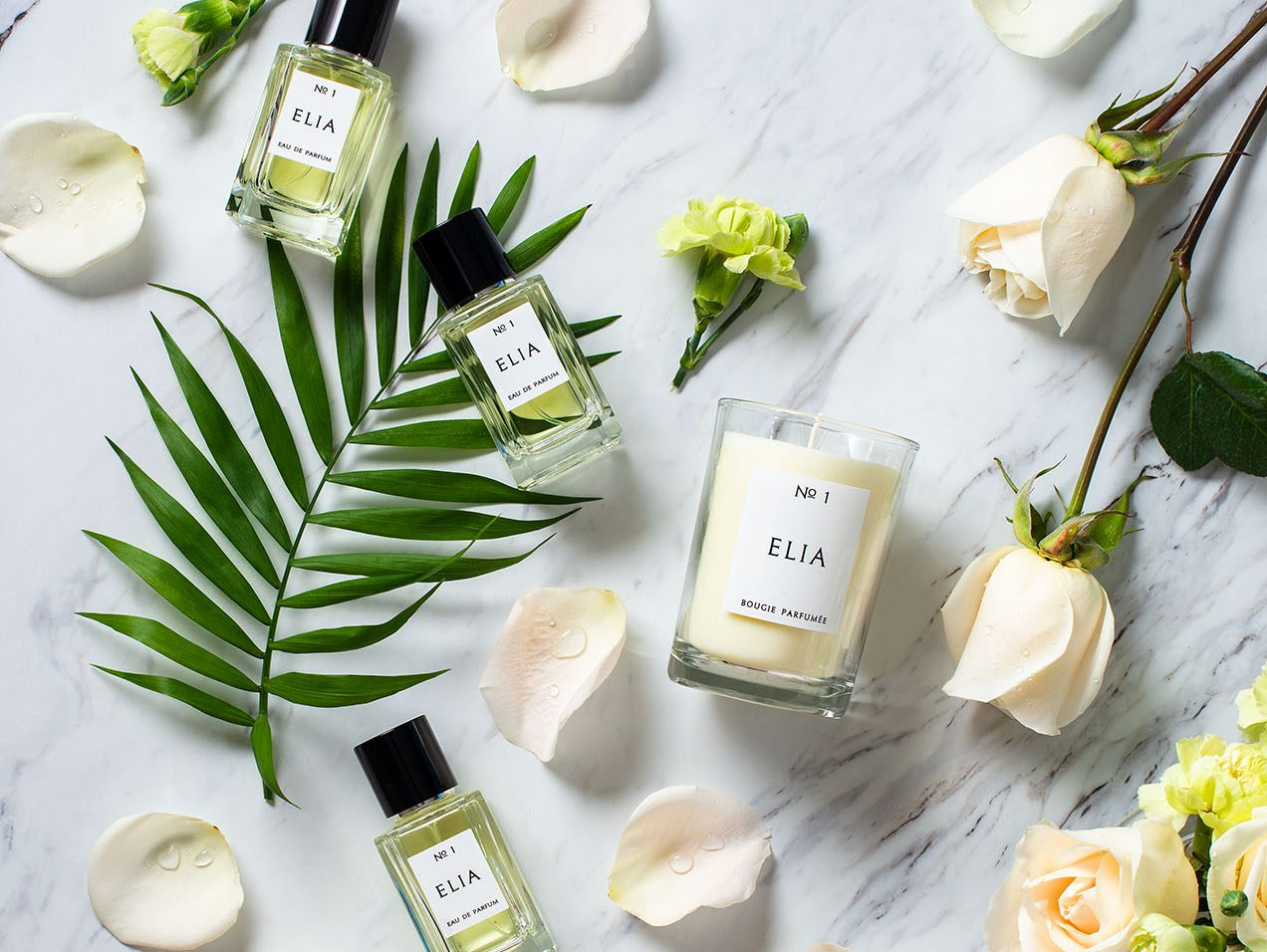 Newport Beach-Based Elia Parfum Donates Portion of Proceeds to Charity