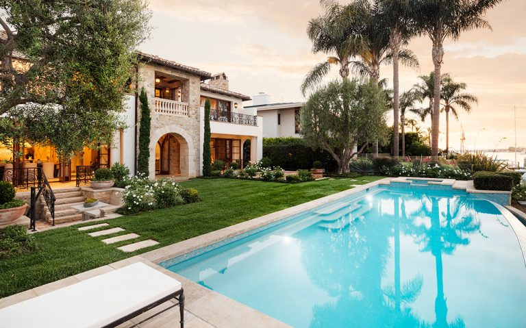 On The Market: A Newport Beach Property With Waterfront Views