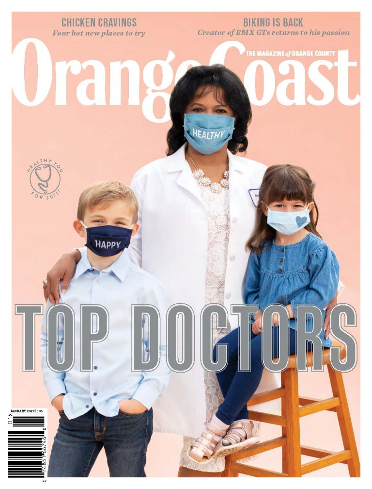 A Peek at Our Top Doctors Issue | January 2021
