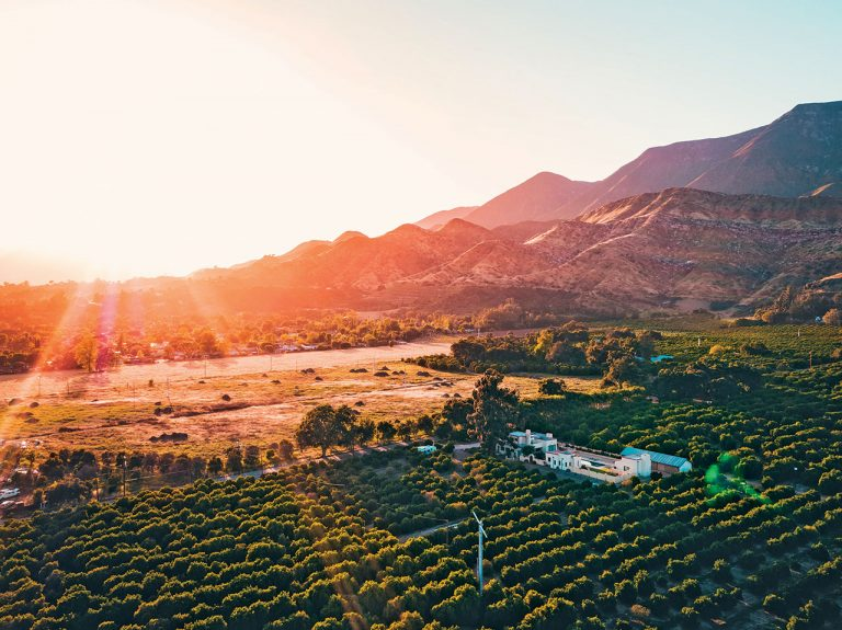 A Guide to Ojai: Relaxation in an Old-Fashioned Hamlet