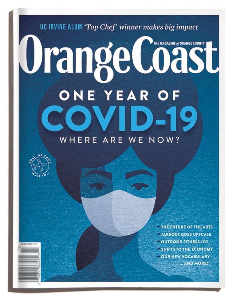 A Peek at Our One Year of COVID-19 Issue | March 2021