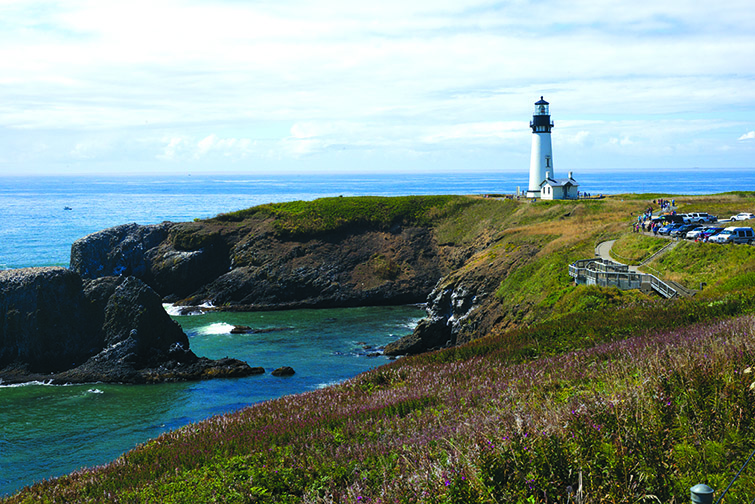 A Guide to the Oregon Coast: Fresh Seafood, Microbreweries, and Scenic Views
