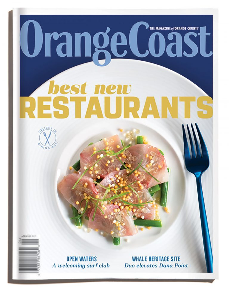 A Peek at Our Best New Restaurants Issue | April 2021