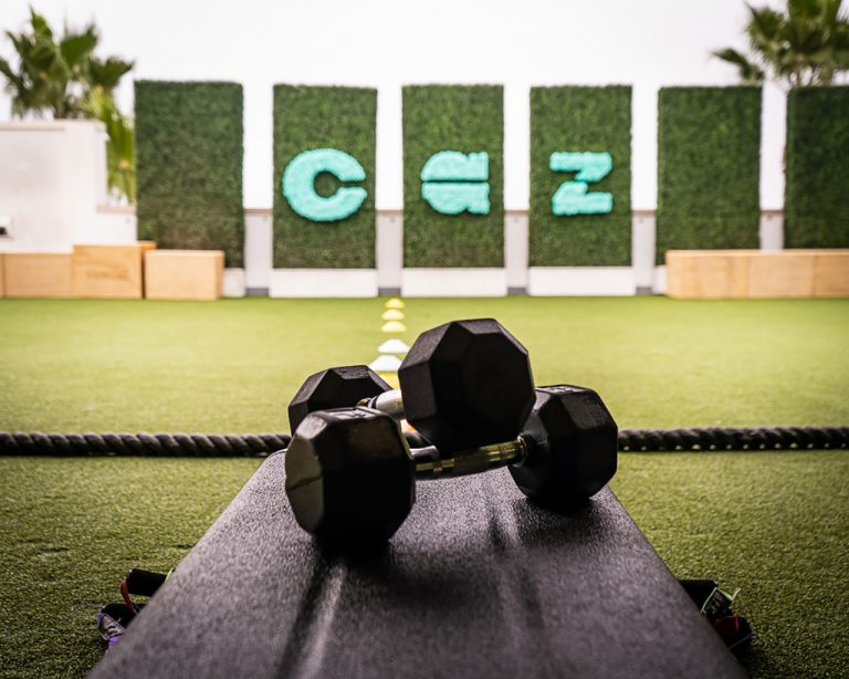 COVID-19 Anniversary: Outdoor Fitness with CAZ Training Club in Newport Beach