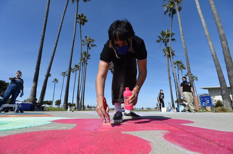 Street Art in O.C. to Lift Spirits
