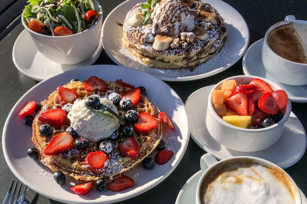 5 Daytime Cafes to Visit in O.C.