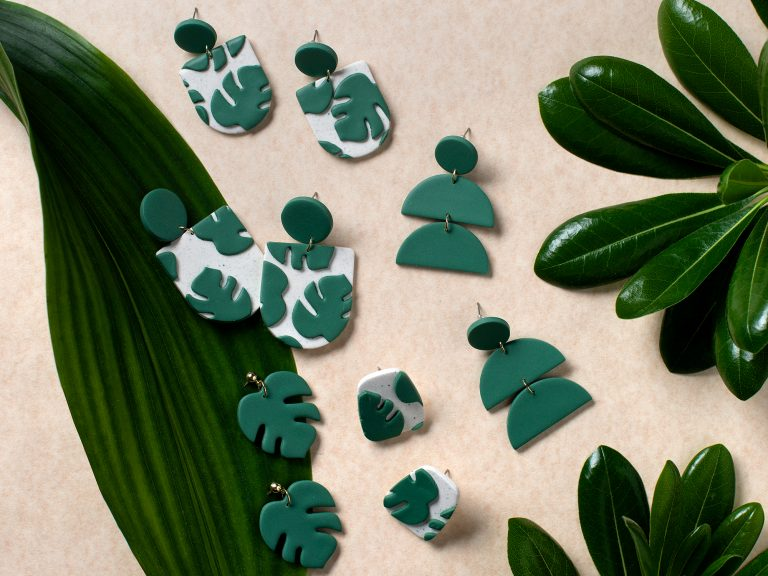 Style Find: Clay Earrings from Anaheim-Based Greda Co.