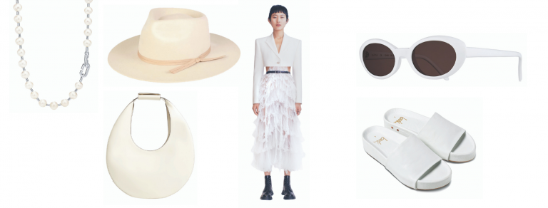 6 White Style Finds In O.C.