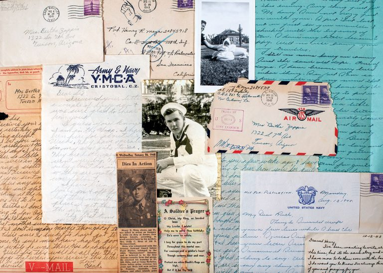 Letters Home: Chapman University's Immense Collection of American War Letters