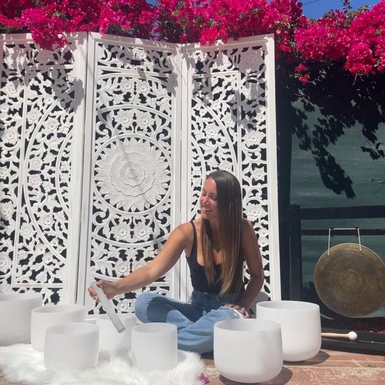 Try a Sunset Sound Bath at The Board Club in Newport Beach