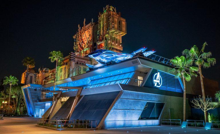 Avengers Campus Opens at Disney California Adventure Friday
