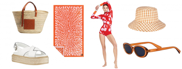 Beach Life: 6 Style Finds For The Summer