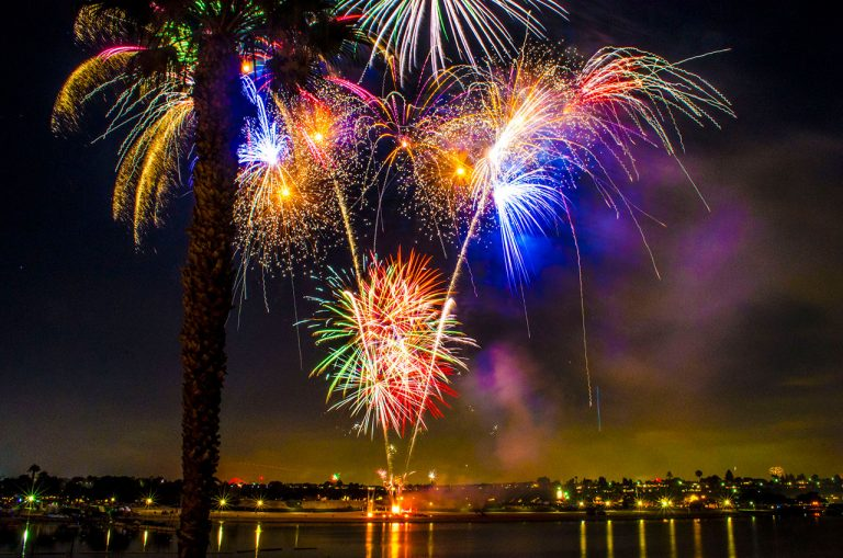 10 Places to See Fireworks in Orange County on July 4th, 2021