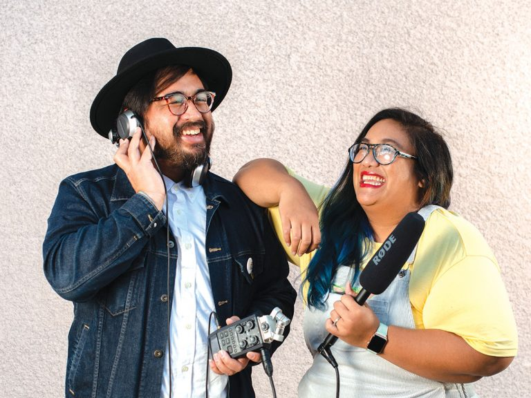 11 Podcasts with Orange County Ties