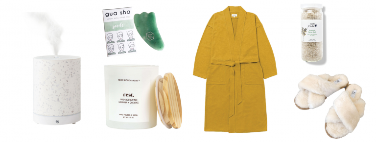 Unwind at Home with These Spa-Like Essentials