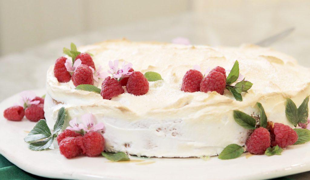 Pierre Hermé's Ligurian Lemon Cake
