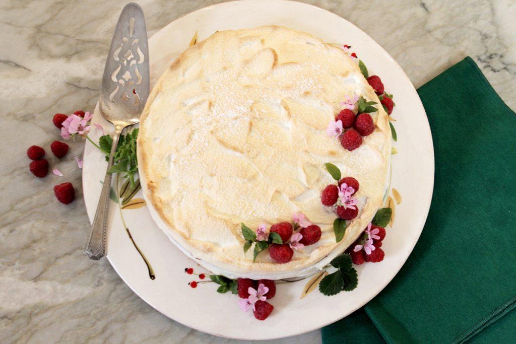 Ligurian Lemon Cake Recipe