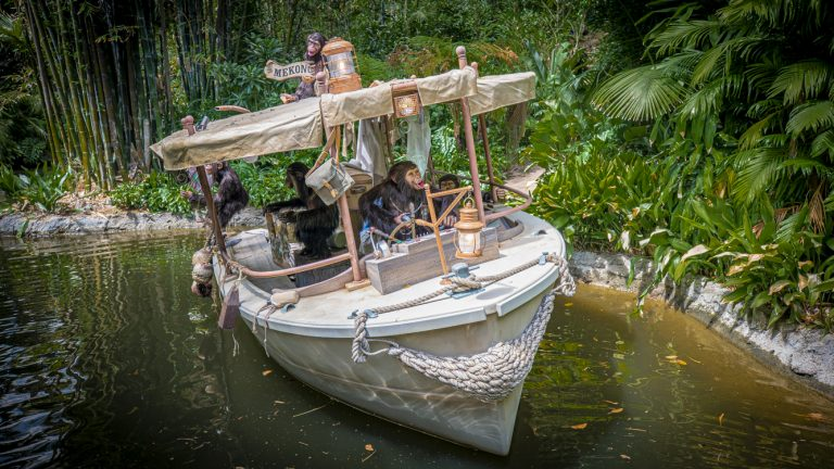 New Details to Discover at Disneyland's Jungle Cruise