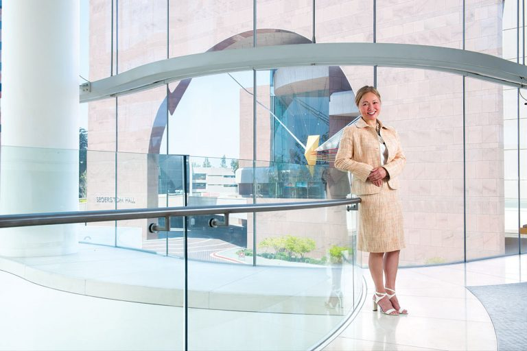 Jane Fujishige Yada is the Chairwoman of the Board of Segerstrom Center for the Arts