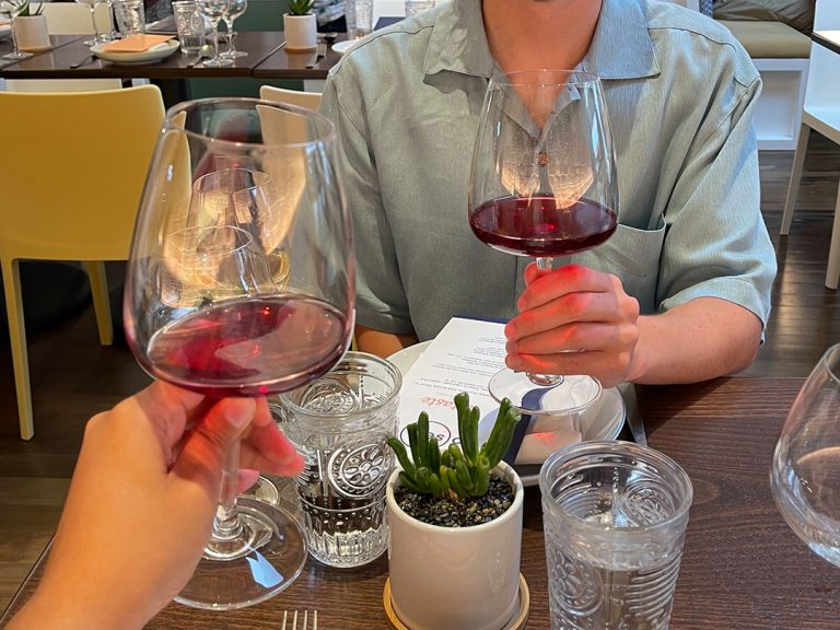 O Sea Crafts an Eclectic Wine List