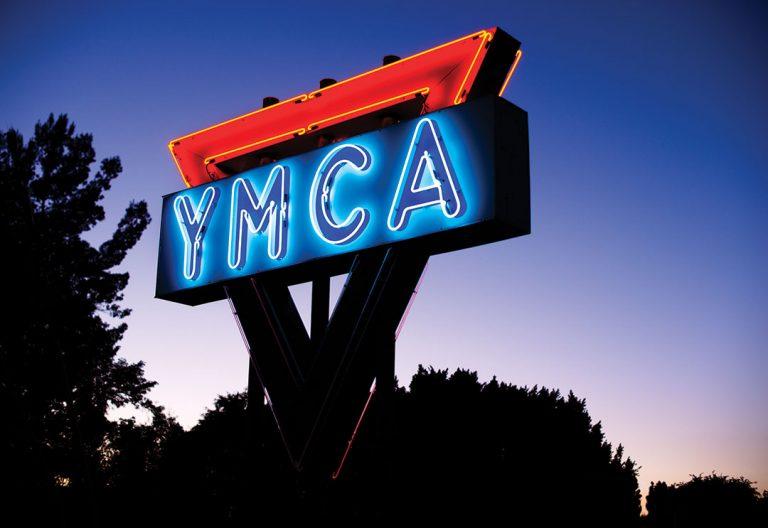 Fullerton Designates Neon YMCA Sign a Historical Landmark