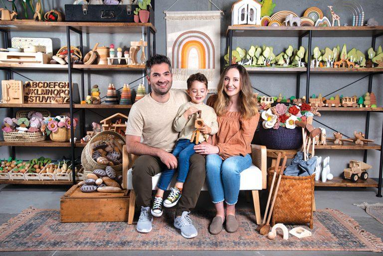 Odin Parker, a Unique Wooden Toy Company in Rancho Mission Viejo